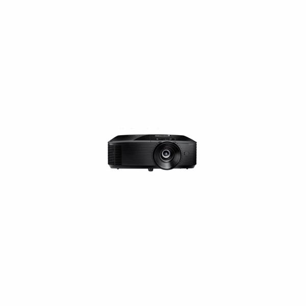 Optoma projektor S381 (DLP, SVGA, 3 900 ANSI, 25 000:1, HDMI, VGA, Audio, RS232, 10W speaker)