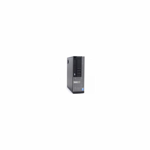 REPAS DELL PC 9020 SFF - i7-4770, 8GB, 240SSD, Intel HD Graphics, 1xVGA, 2xDP, 2xPS/2,1xCOM, 6xUSB 2.0, 4xUSB 3.0, W10P