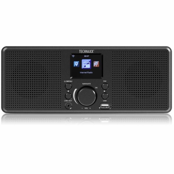 Rádio Technaxx internetové stereo (TX-153)