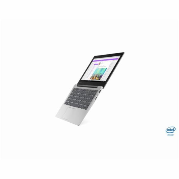 "Lenovo IdeaPad S130 81J10023CK Celeron N4100 2,40GHz/4GB/32GB eMMC/TN 11,6"" HD/250nitů/Office 365/WIN10-S šedá"