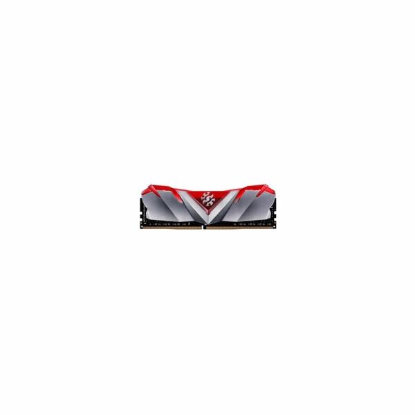 DIMM DDR4 8GB 3200MHz CL16 ADATA XPG GAMMIX D30 memory, Bulk, Red