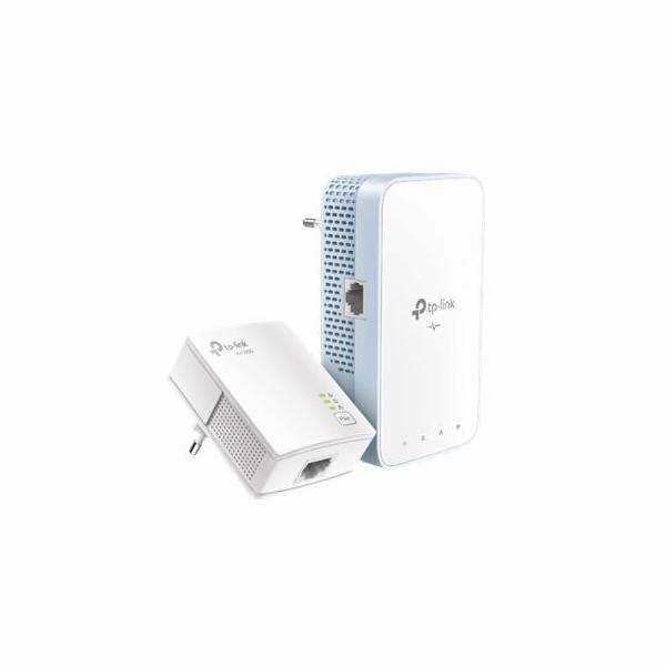 Powerline ethernet TP-Link TL-WPA7517 KIT starter ac WiFi kit, adaptér (1000 Mbps)