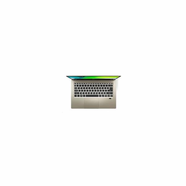 "ACER NTB Swift 1 (SF114-33-P0JZ) - 14"" IPS FHD,Pentium Silver N5030,8GB LPDDR4,256GB SSD,UHD Graphics 605,W10H,zlatá"