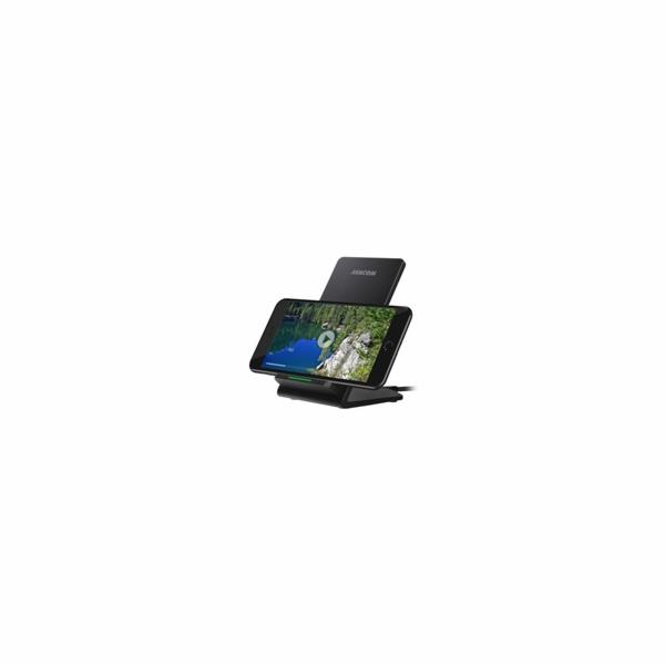 Nabíječka Avacom HomeRAY S10 bezdrátová se stojánkem, černá