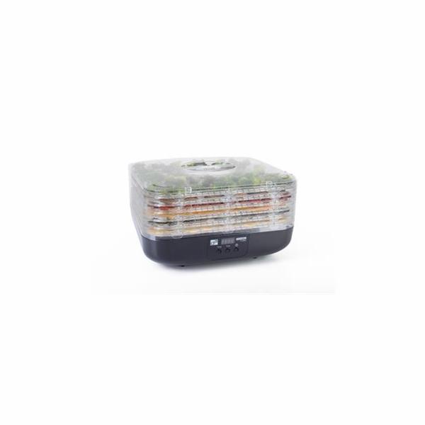 Sušička ovoce G21 Paradiso Cube black