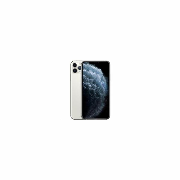 Mobilní telefon Apple iPhone 11 Pro Max 512GB Stříbrná