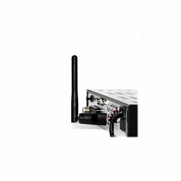 Adaptér Ferguson W03 Wi-Fi Dongle 2,4GHz s anténou pro Ferguson Ariva, Ralink RT5370 802.11n 150 Mbp
