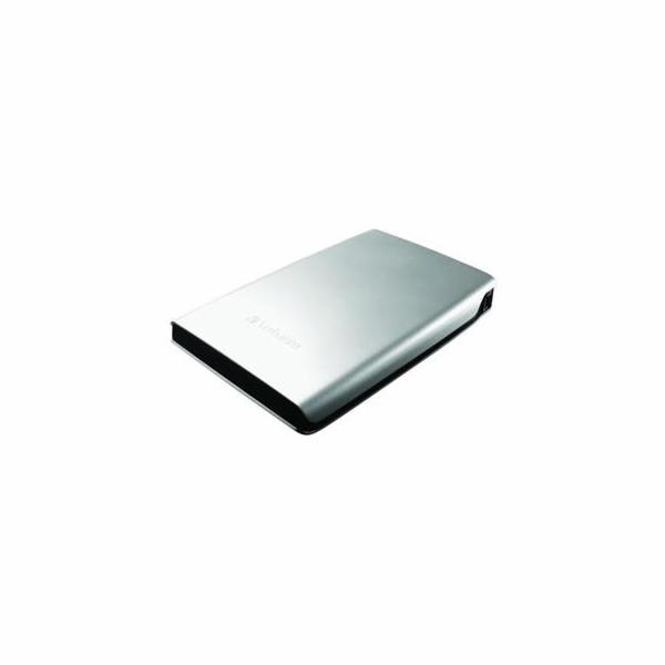 """Disk Verbatim Store n Go 500GB, USB 3.0, externí 2.5"""", stříbrný"""