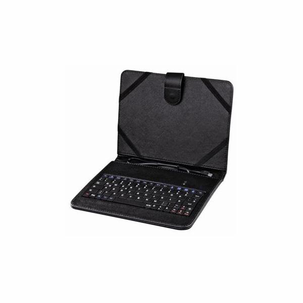 """Pouzdro Hama s integrovanou klávesnicí pro tablet 8"""" (22,5 cm)"""