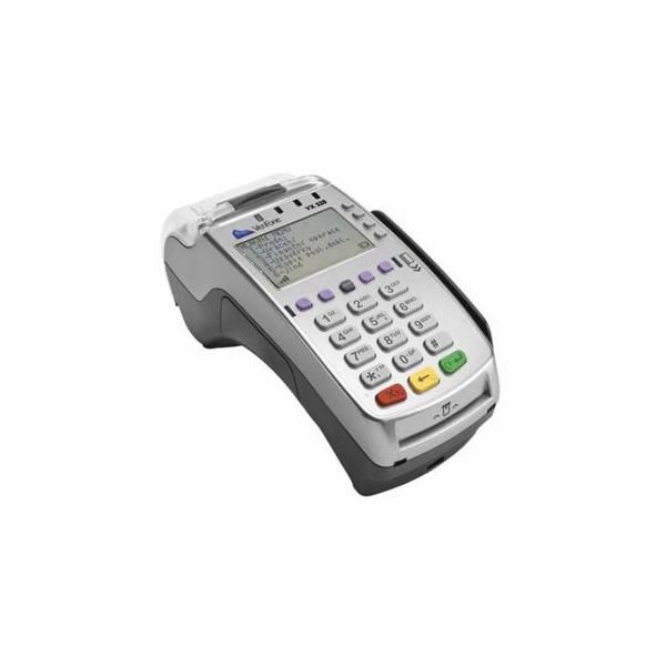 Platební terminál a registrační pokladna FiskalPRO VX 520 GSM/Ethernet, baterie