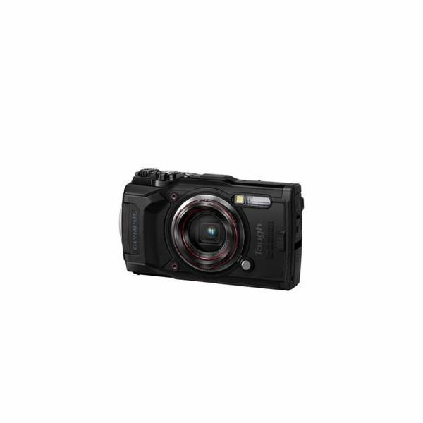 Digitální fotoaparát Olympus TG-6 Black