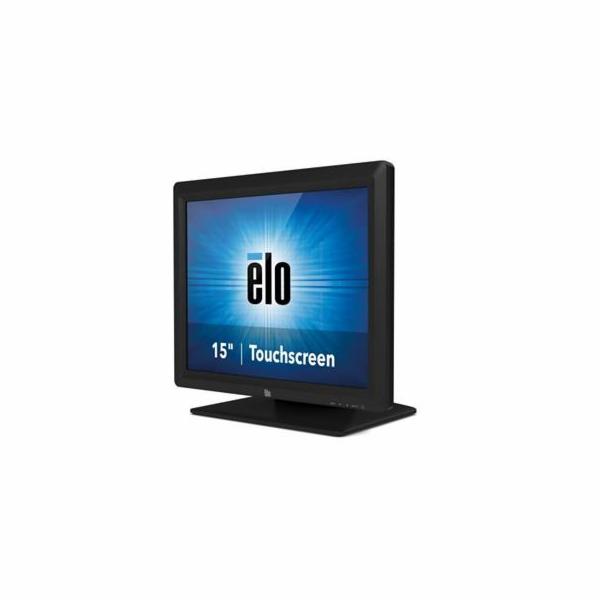 """Dotykový monitor ELO 1517L, 15"""" LED LCD, AccuTouch, (SingleTouch), USB/RS232, VGA, matný, černý"""