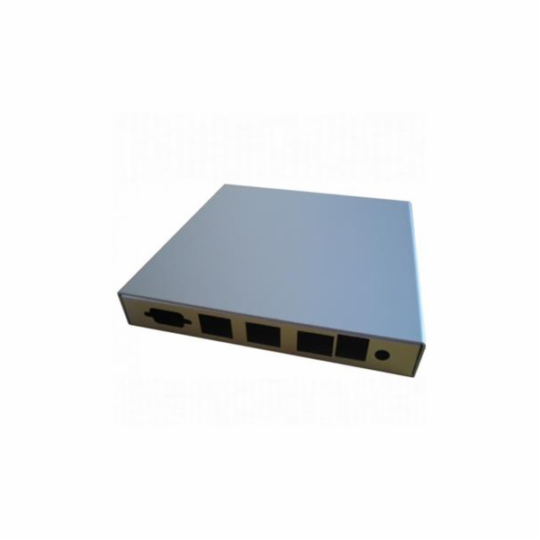 Montážní krabice pro ALIX.2,APU.1D, USB, 3x LAN