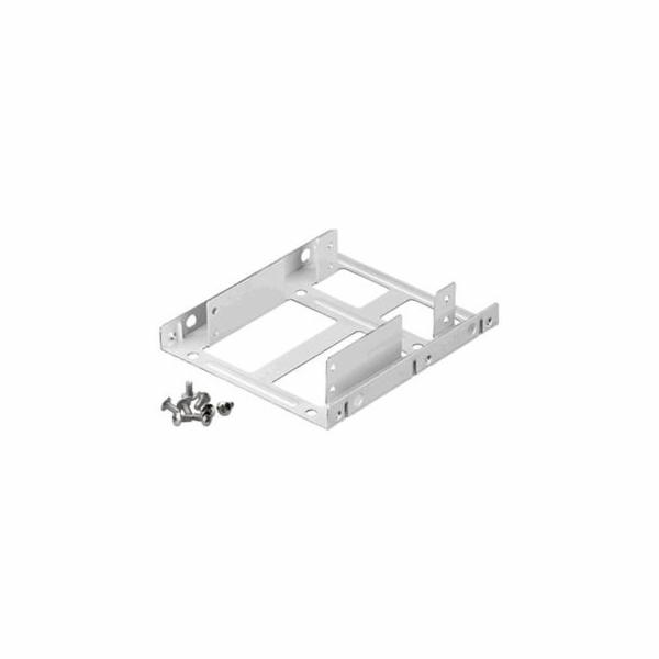 """Rámeček montážní pro 2x 2,5 """" HDD/SSD do 3,5"""" pozice"""