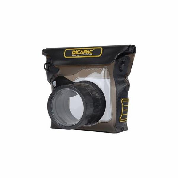 Podvodní pouzdro DiCAPac WP-S3 pro hybridní digitální fotoaparáty (bezzrcadlovky) se zoomem