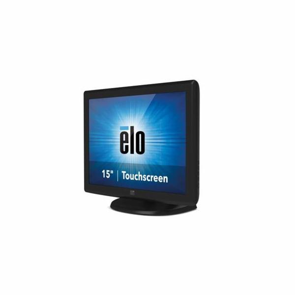 """Dotykový monitor ELO 1515L, 15"""" LED LCD, AccuTouch (SingleTouch), USB/RS232, VGA, matný, šedý"""