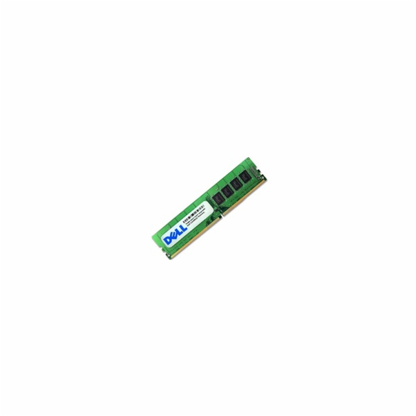 NPOS – to be sold with Server only - Dell Memory Upgrade - 8GB - 1RX8 DDR4 UDIMM 2666MHz ECC, T40,T140,T340,R240,R340