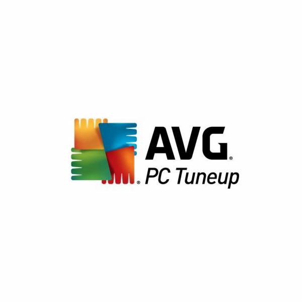Software AVG PC Tuneup 1 lic., 1 rok, elektronicky