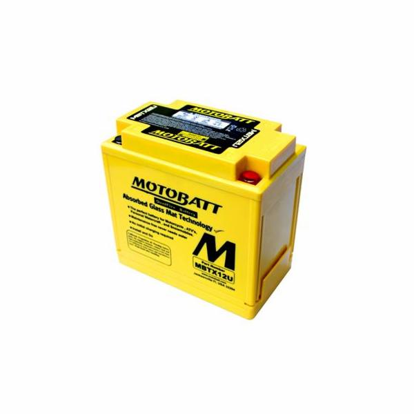 Baterie Motobatt MBTX12U 14Ah, 12V, 4 vývody