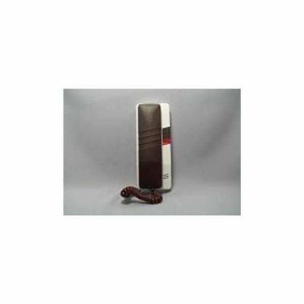 Domácí telefon Tesla DT 93 bílo-hnědý 4+n
