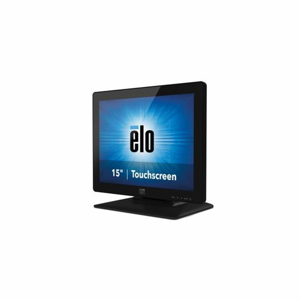 "Dotykový monitor ELO 1523L, 15"" LED LCD, PCAP (10-Touch), USB, bez rámečku, matný, černý"