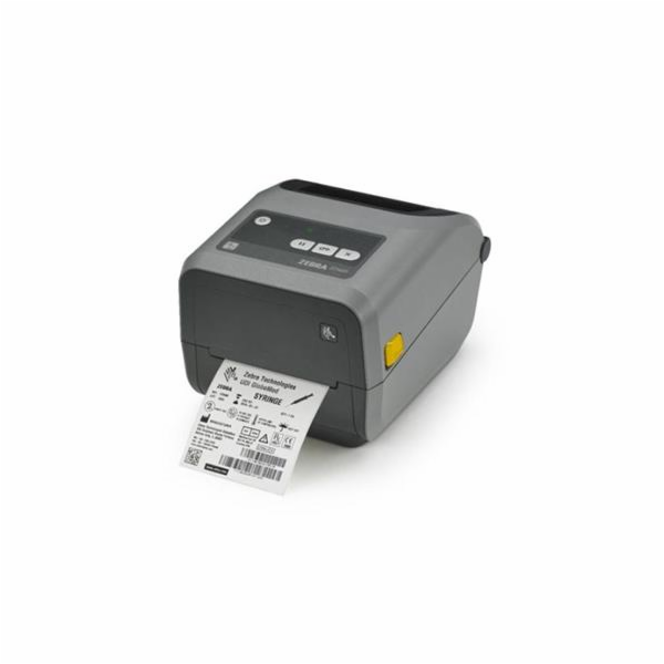 Tiskárna Zebra ZD420c, 300dpi, LAN, USB, USB host, BTLE, cartridge
