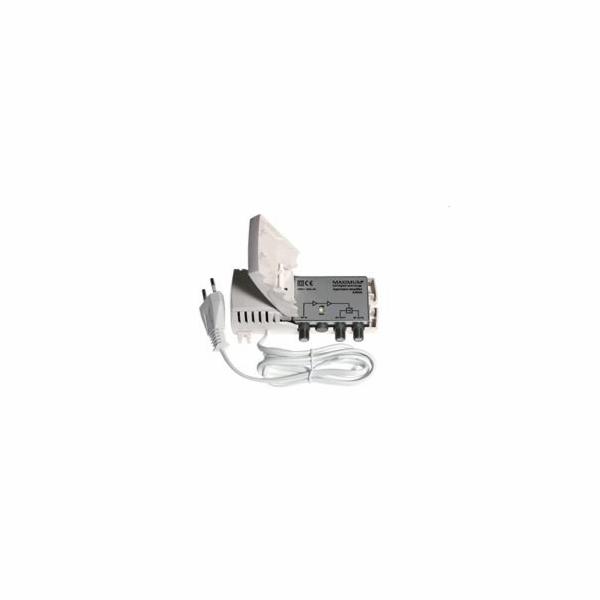 Zesilovač Maximum AS039 televizního signálu 20 dB