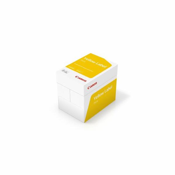Papír Canon Yellow Label Print bílý 80g/m2, A4, 5x 500listů, krabice