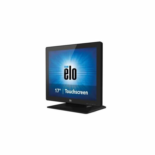 "Dotykový monitor ELO 1723L, 17"" LED LCD, PCAP (10-Touch), USB, VGA/DVI, bez rámečku, matný, černý"