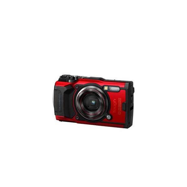 Digitální fotoaparát Olympus TG-6 Red