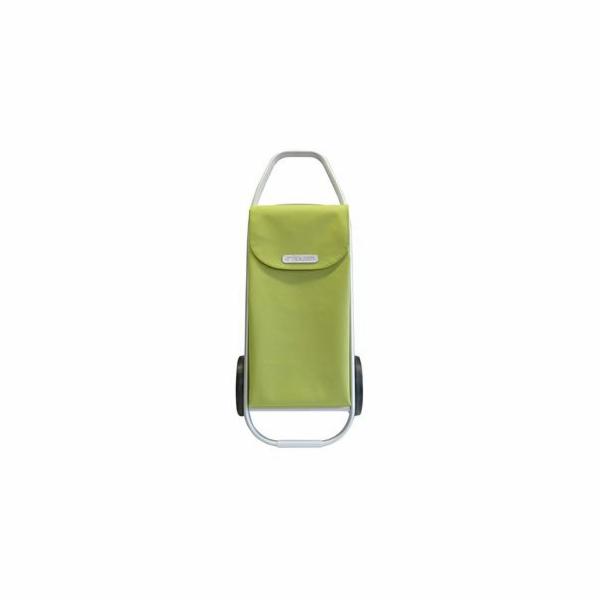Nákupní taška Rolser Com Soft 8 na kolečkách, limetková
