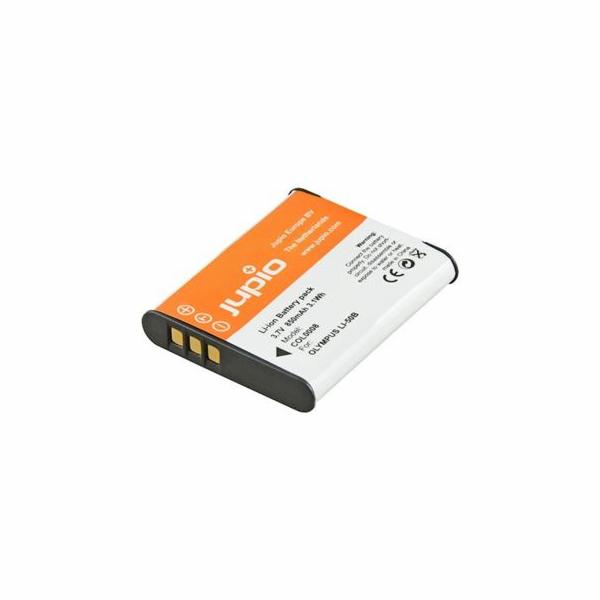 Baterie Jupio Li-50B (D-Li92, DB-100, NP-150, LB-050, LB-052) pro Olympus (Pentax, Ricoh, Fuji, Kodak) 850 mAh