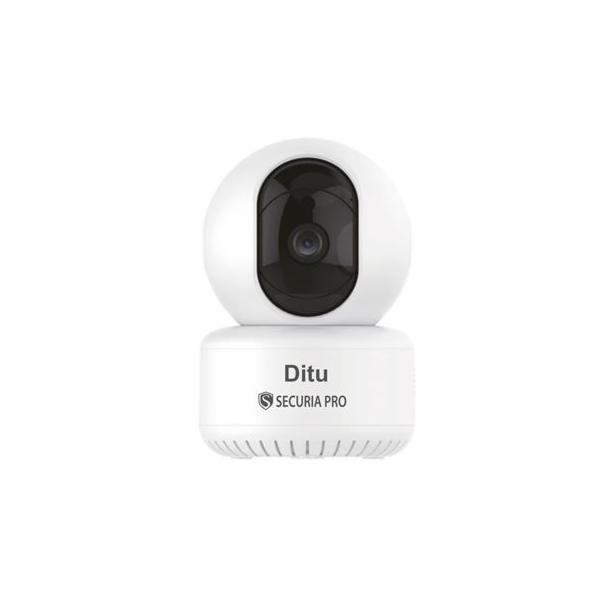 Kamera Securia Pro Ditu IP, WiFi 2,4GHz, 2Mpx, přísvit 15m