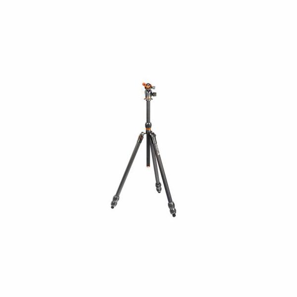 Stativ tripod 3 Legged Thing Pro 2.0 Winston & AirHed Pro, šedý