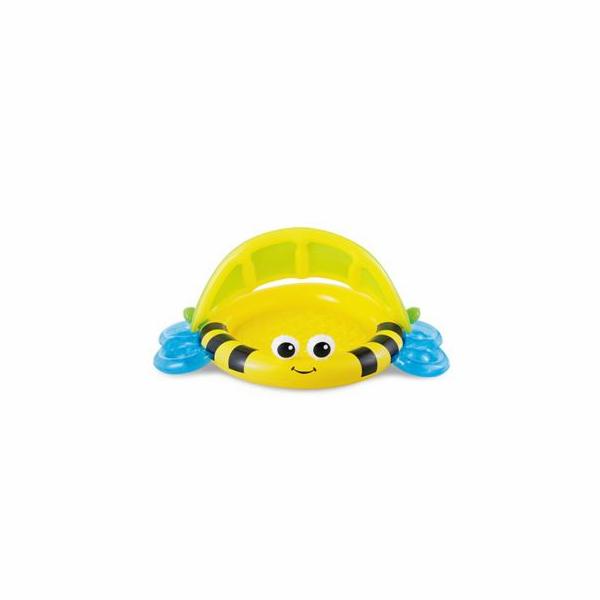Bazén MAC TOYS nafukovací se stříškou