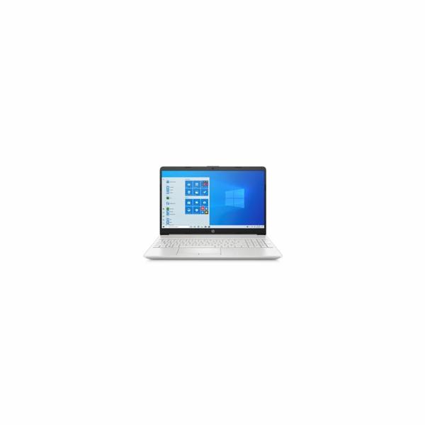 HP NTB 15-dw2003nc/15,6 SVA FHD AG/Core i5-1035G1/8GB/512GB SSD/GeForce MX330 2GB/WIFI 6/BT 5/Win 10 Home/Natural-Silver