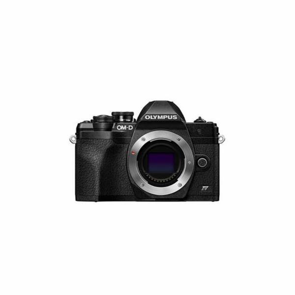 Digitální fotoaparát Olympus E-M10 Mark IV body black