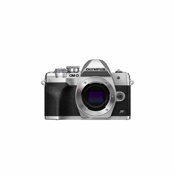 Digitální fotoaparát Olympus E-M10 Mark IV body silver
