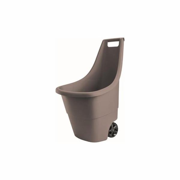 Zahradní vozík Keter Easy Go Breeze 50L hnědý