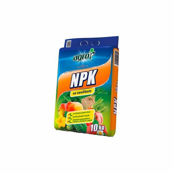 Hnojivo Agro NPK pytel 10 kg
