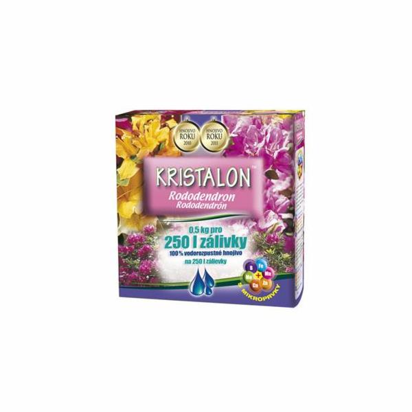 Hnojivo Agro Kristalon Rododendron a borůvka 0.5 kg
