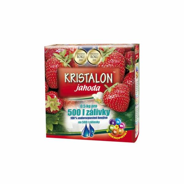Hnojivo Agro Kristalon Jahoda 0.5 kg