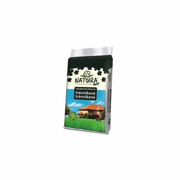 Hnojivo Agro Natura Organické trávníkové hnojivo 8 kg