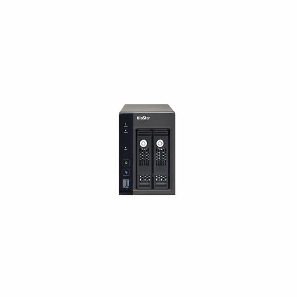 QNAP QVP-21A (4C/J1900/2-2,42GHz/8GBRAM/2xSATA/3xUSB3.0/1xHDMI/2xGbE/kamery: 8 (max16)