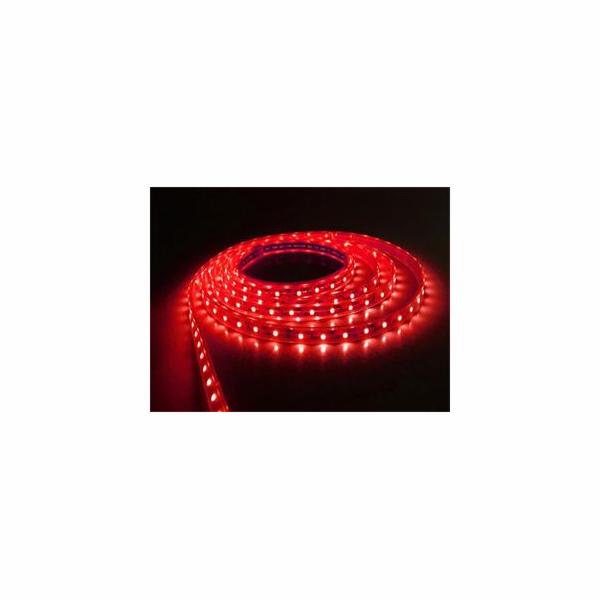 LED pásek Prowax SMD 5050, 60LED/m,5m, červená, IP20,12V
