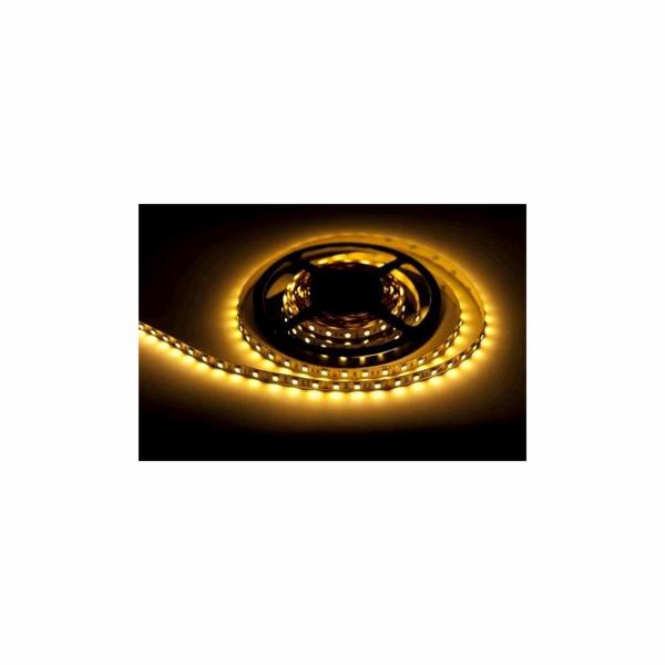 LED pásek Lumenmax SMD 5050, 60LED/m, 5m, teplá bílá, IP20, 12V