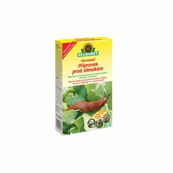 Přípravek Agro ND Ferramol - proti slimákům 1 kg