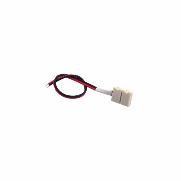 Konektor napajecí pro LED pásek - 10mm