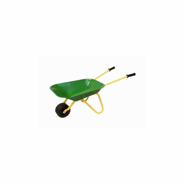 Zahradní kolečko Rolly Toys zelené