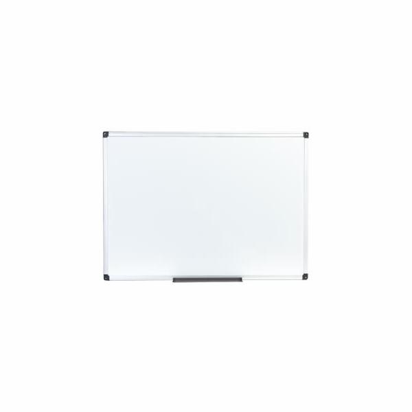 Tabule Classic ALFA magnetická White 60 x 90 cm, lakovaný povrch, hliníkový rám